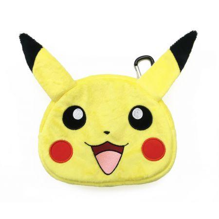Housse Sacoche Peluche Pokemon Pikachu Nintendo New 3DS XL Hori 3DS-496U