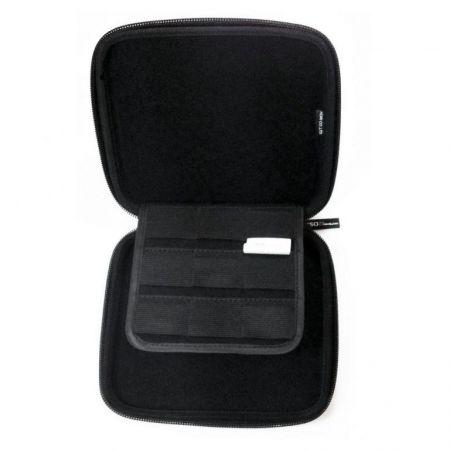 Housse Sacoche Rigide Noire Hori Protection Console Nintendo 2DS - 2DS-002u