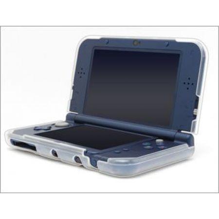Housse TPU Cystal Coque Souple De Protection Console Nintendo 3DS XL