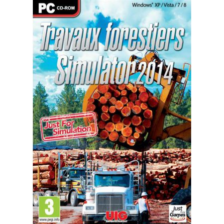 Je Pc - Travaux Forestiers Simulator 2014