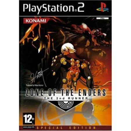 JEU CONSOLE PS2 - ZONE OF THE ENDERS 2 : THE 2ND RUNNER EN FRANCAIS - VF