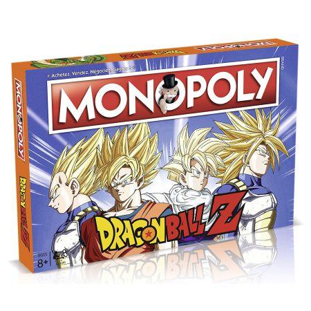 Jeu de Societe - Monopoly Dragon Ball Z - Français