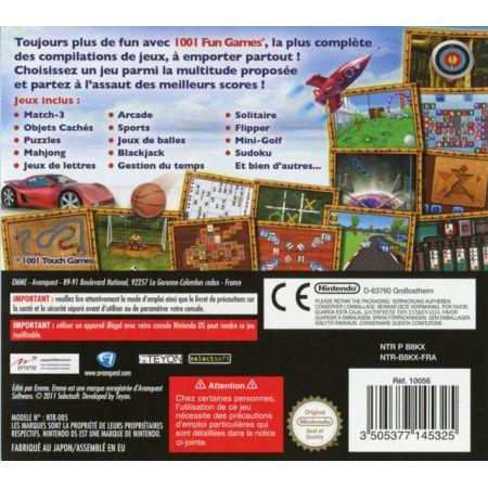 Jeu Ds DSi 3Ds - 1001 Fun Games