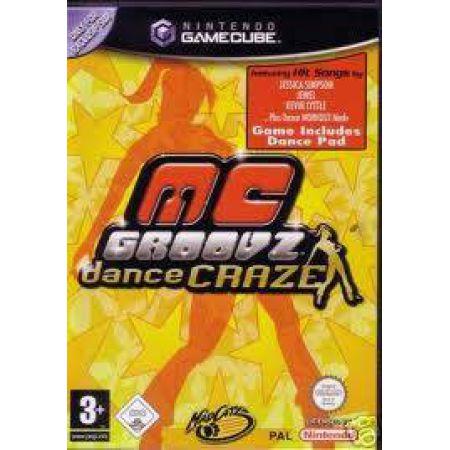 JEU - GROOVZ DANCE + TAPIS DE DANCE Wii GC MADCARTZ