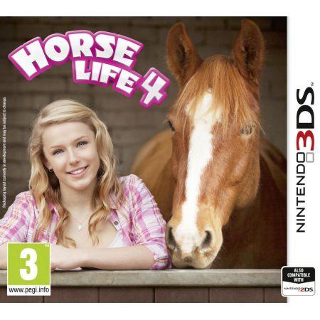 Jeu Nintendo 3DS - Horse Life 4