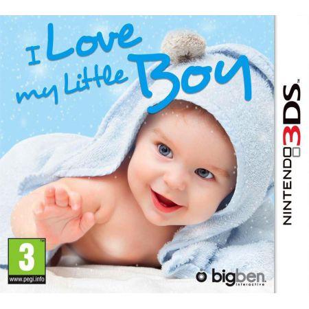Jeu Nintendo 3Ds - I Love My Little Boy