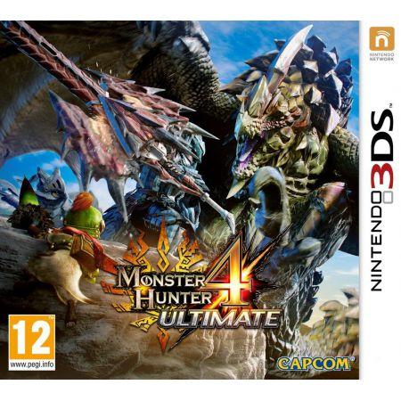 Jeu Nintendo 3Ds - Monster Hunter 4 : Ultimate