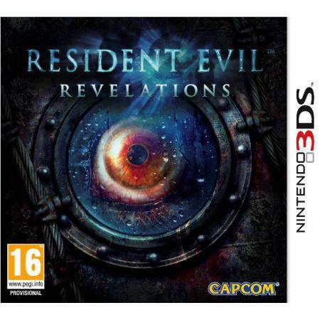 Jeu Nintendo 3Ds - Resident Evil Revelations