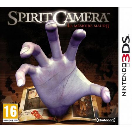 Jeu Nintendo 3Ds - Spirit Camera Le Memoire Maudit