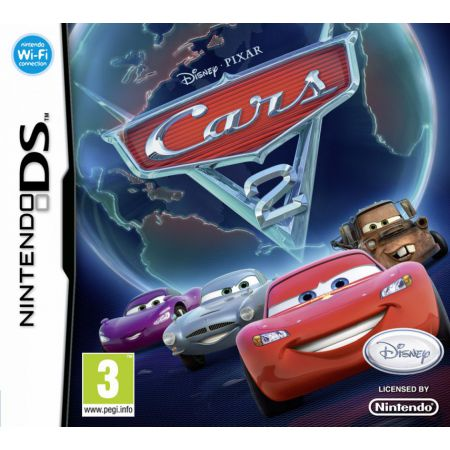 Jeu Nintendo Ds - Cars 2 (Disney)