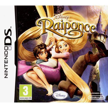 Jeu Nintendo Ds - Raiponce (Disney)