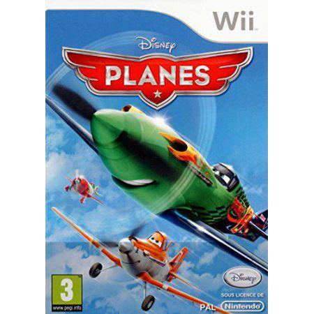 Jeu Nintendo Wii - Planes (Disney)