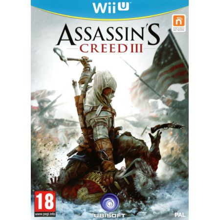 Jeu Nintendo Wii U - Assassin's Creed 3 III - JWIIU5030