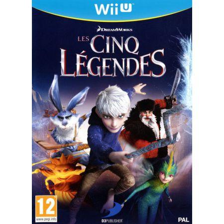 Jeu Nintendo Wii U - Les Cinq Légendes - JWIIU8058
