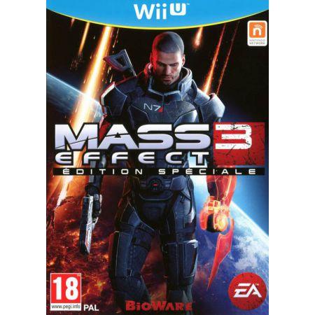 Jeu Nintendo Wii U - Mass Effect 3 Edition Speciale