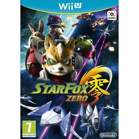 Jeu Nintendo Wii U - Star Fox Zero