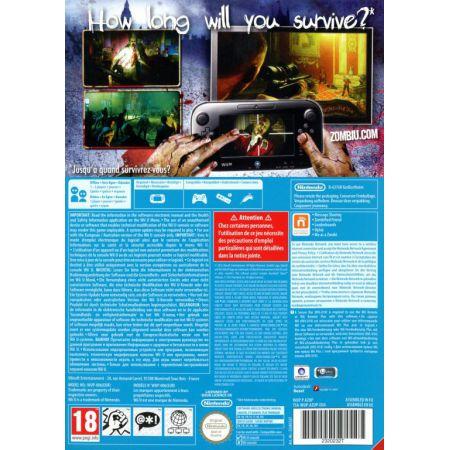 Jeu Nintendo Wii U - Zombi U - JWIIU4378