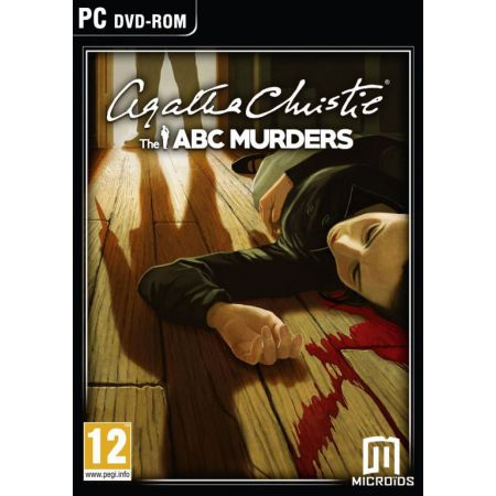 Jeu Pc - Agatha Christie : The ABC Murders
