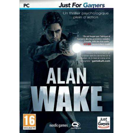 Jeu Pc - Alan Wake