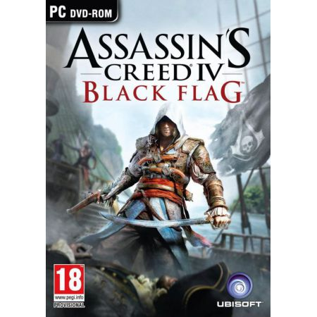 Jeu Pc - Assassin's Creed 4 IV : Black Flag