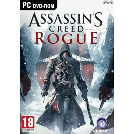 Jeu Pc - Assassin's Creed Rogue