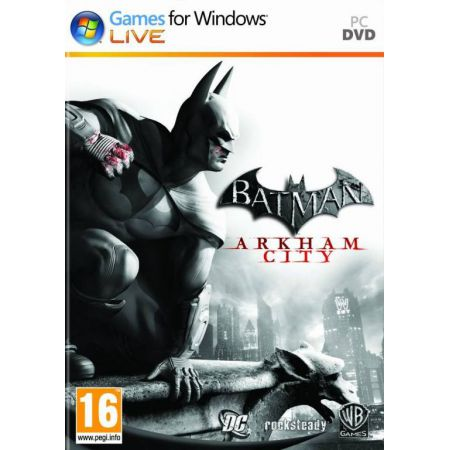 Jeu Pc - Batman Arkham City