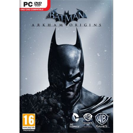 Jeu Pc - Batman Arkham Origins - JPC6653