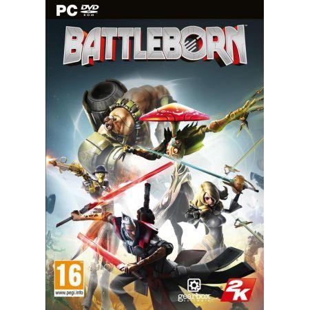 Jeu Pc - Battleborn