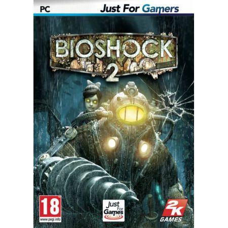 Jeu Pc - Bioshock 2