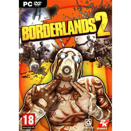 Jeu Pc - Borderlands 2 - JPC8384