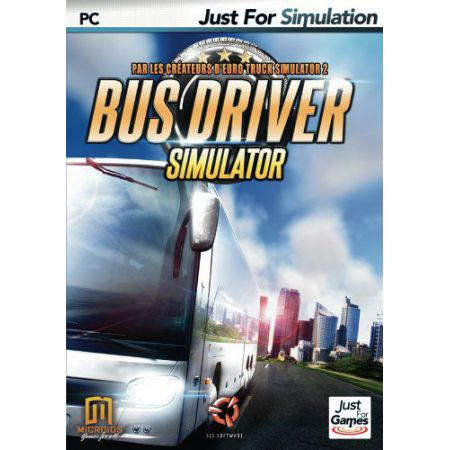 jeu pc bus driver simulator jpc0224 jeux video pc jeux vid. Black Bedroom Furniture Sets. Home Design Ideas