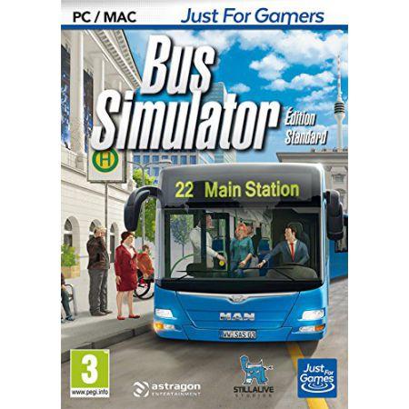 Jeu Pc - Bus Simulator