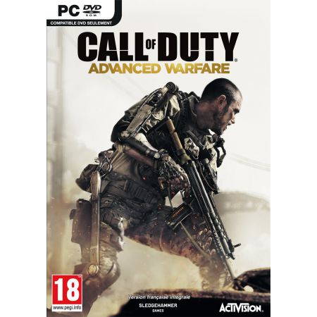 Jeu Pc - Call Of Duty : Advanced Warfare