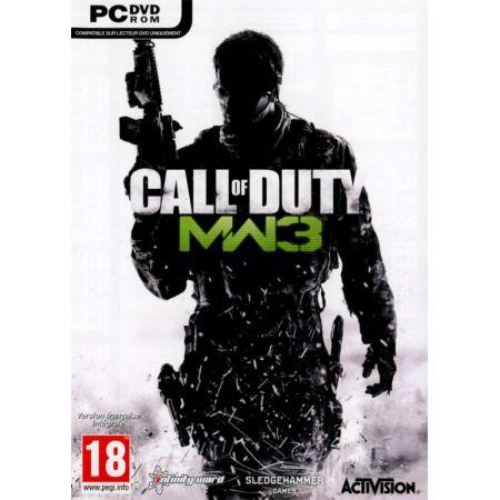 Jeu Pc - Call Of Duty : Modern Warfare 3 (MW3)