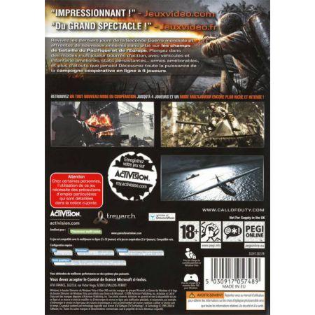Jeu Pc - Call Of Duty World At War