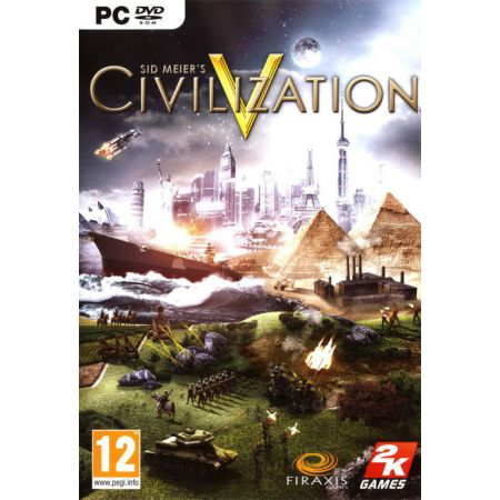 Jeu Pc - Civilization V (5) - JPC5819