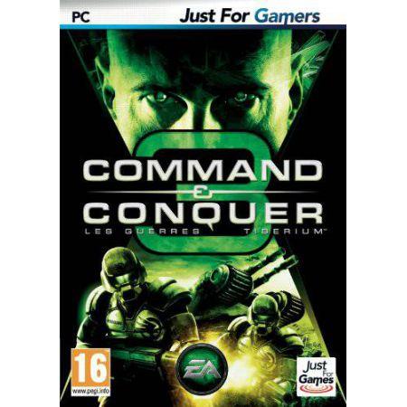 Jeu Pc - Command & Conquer 3 : Les Guerres Du Tiberium