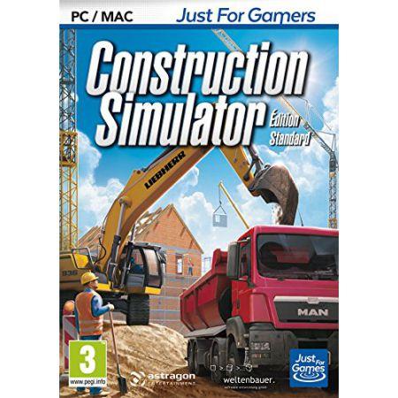Jeu Pc - Construction Simulator