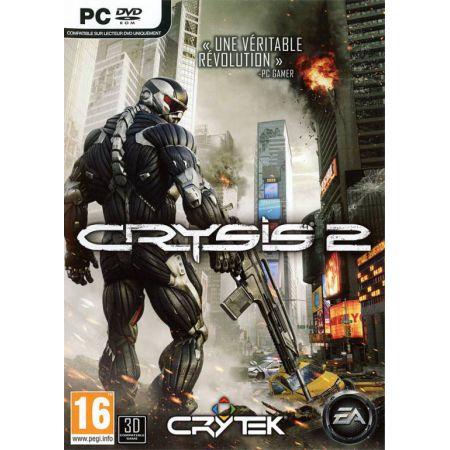 Jeu Pc - Crysis 2