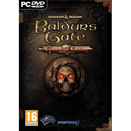 Jeu Pc - Dungeons & Dragons - Baldur's Gate : Enhanced Edition