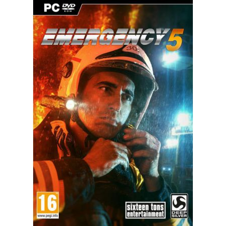 Jeu Pc - Emergency 5