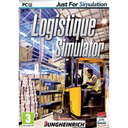 Jeu Pc - Entrepot Logiqtique Simulateur