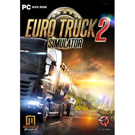 Jeu Pc - Euro Truck 2 Simulator