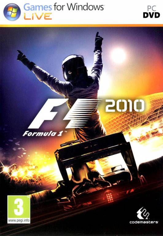 jeu pc f1 formula one 2010 jeux video pc jeux video course. Black Bedroom Furniture Sets. Home Design Ideas