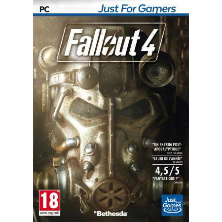 Jeu Pc - Fallout 4