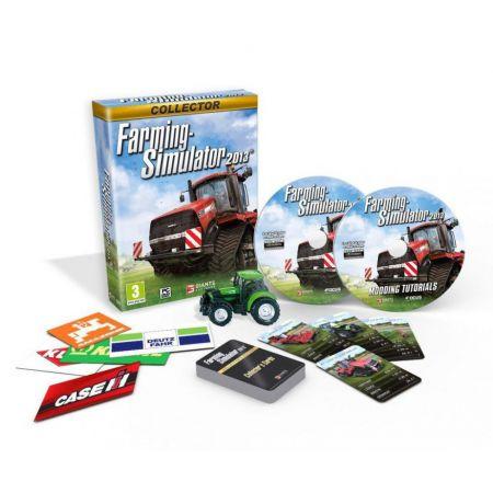 Jeu Pc - Farming Simulator 2013 : Edition Collector