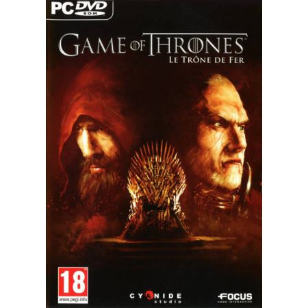 Jeu Pc - Game Of Thrones : Le Trone De Fer