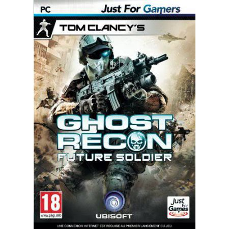 Jeu Pc - Ghost Recon Future Soldier