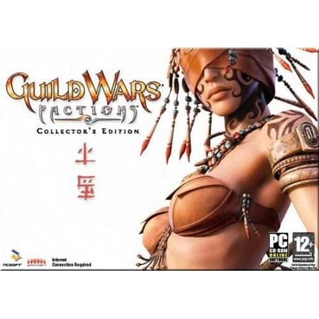 Jeu Pc - Guild Wars Faction Edition Collector