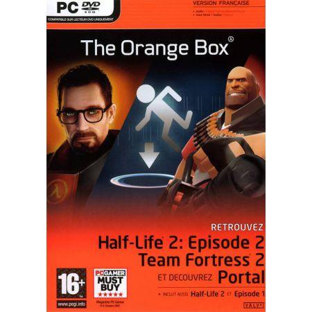 Jeu Pc - Half Life 2 The Orange Box